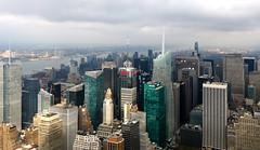 Skyscraper City... (RALPHKE) Tags: city newyorkcity travel urban usa newyork skyline architecture america skyscraper canon skyscrapers unitedstates architectural midtown american highrise empirestatebuilding urbanlandscape midtownmanhattan highrisebuildings skyscrapercity canoneos750d