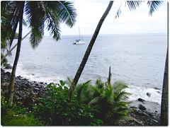 Tahuata_7542 (Slackadventure) Tags: sun water boats islands sailing pacificocean cruisers circumnavigation marquesas slackadventure