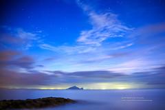 ~ () Tags: sea water sunrise star coast wave coastline  turtleisland    yongzhencoastalpark