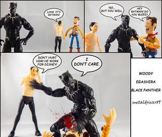 Woody bleeds