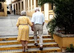 Modern Spain  'Lovers' Cadiz (nick taz) Tags: spain couple lovers cadiz oldercouple modernspain