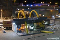 McDonalds Drive Thru credits Thomas Mayer