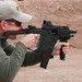 2010 SHOT Show - Media Day at the Range - Shooting the Kriss SMG