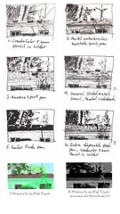 Thumbnail Tests (jimblodget) Tags: thumbnail pen sketch ipodtouch pencil test ink penandink
