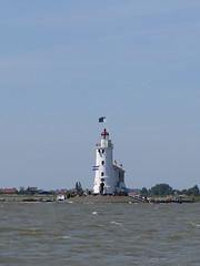 Vuurtoren Marken (Priska B.) Tags: nederland nl vuurtoren marken leuchtturm markermeer niederlanden