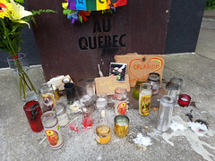 In solidarity with the victims or the Pulse nightclub shooting in Orlando (Exile on Ontario St) Tags: gay lesbian mexico orlando aftermath rainbow memorial village montral killing montreal massacre flag islam rip victim attack terrorist flags nightclub crime solidarity lgbt memory hate terror terrorism radical mexique shooting pulse veracruz vigil rainbowflag gaybar victims homosexuals crimes gai homophobic arcenciel drapeau response homophobia xalapa prejudice gunman homosexuality drapeaux islamism attaque gayvillage hatecrime terrorisme attentat villagegai vigile terroriste homophobie meurtre radicalislam lamadame islamisme villagegay massshooting pulsebar pulsenightclub parcdelespoir orlandonightclubshooting montralvillage orlandoshooting