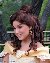Princess Belle_8615 (Disney-Grandpa) Tags: portrait disneyland disneyprincess princessbelle