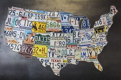USA Plates 01 (Bob Kolton Photography) Tags: classic cars car antique automotive tags plates autos hdr classiccars automobiles licenseplates exotics dupontregistry bobkoltonphotography forgottenfiberglass carsexoticshdrhot