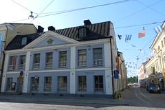 Plaza del Senado Casa Sederholm Helsinki Finlandia 12 (Rafael Gomez - http://micamara.es) Tags: plaza house del casa helsinki y centro senado talo finlandia sederholm sederholmin