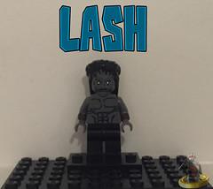 Custom Lego Lash (AntMan3001) Tags: lego custom marvel lash minifigure