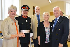 Group with Lord Lieutenant 3