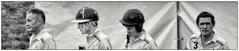 The 4 jockeys of the apocalypse (Andy J Newman) Tags: portrait festival nikon candid gloucestershire westonbirt jockey polo beaufort dunwoody mckoy d7100 armytage silverefex francome