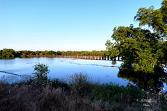 Leon River (RMIngramPhotos.com) Tags: nature texas sceniclandscape nikonphotography comanchecountytexas leonriver traveltexas scenictexas scenicviewoftheleonriver