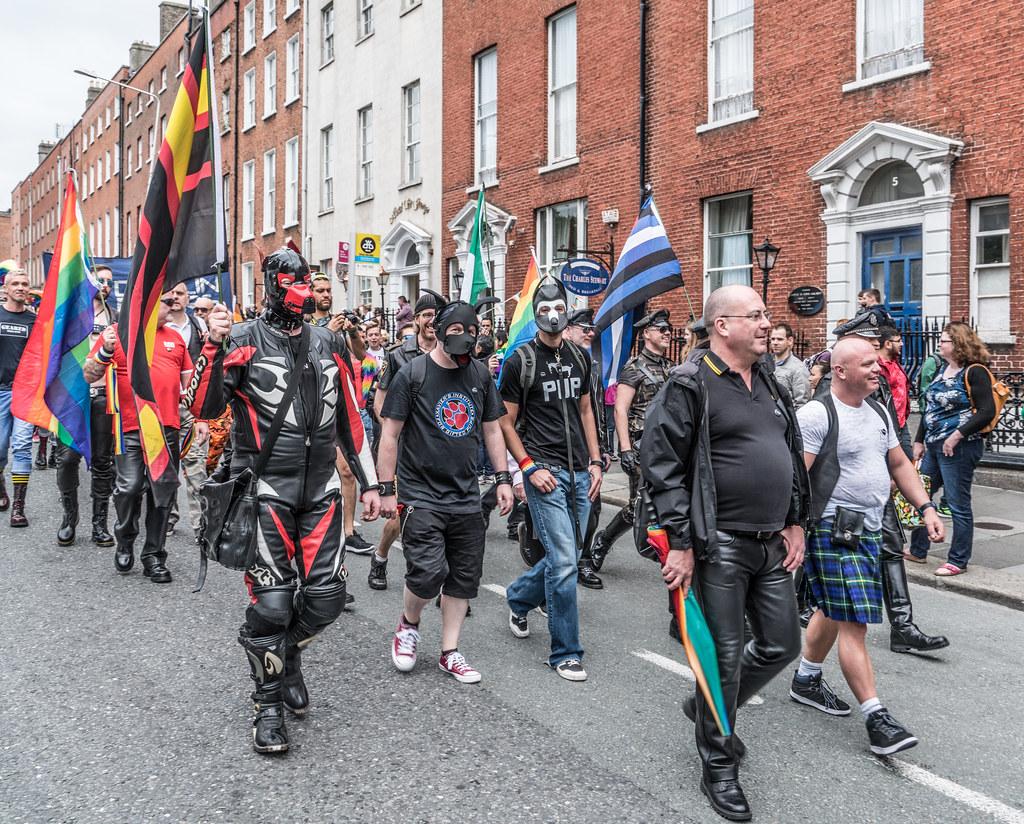 PRIDE PARADE AND FESTIVAL [DUBLIN 2016]-118147