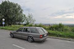 Mercedes-Benz 300TE W124 (Rimish Jr.) Tags: mercedes benz w124 dapper low