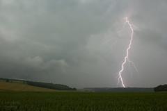 Best Lightning (vincent.quennouelle) Tags: sky storm france rain weather hail thunderstorm lorraine thunder orage meteorology hailstorm grle stormchase tonerre