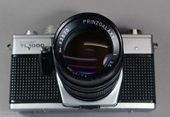 Prinzgalaxy 3.5/135mm Lens (02) (Hans Kerensky) Tags: prinzgalaxy 135 135mm m42 lens dixons preset diaphragm