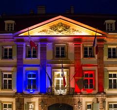 Colmar City Hall (bygeorge) Tags: france night lights colmar lightsofmagic