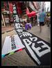 P7010223 (YKevin1979) Tags: flow hongkong protest olympus 香港 omd slowshutterspeed 918 2016 七一 七一遊行 慢快門 f456 流動 micro43 microfourthird 918mm mzuiko olympus918mmf4056 em5ii em5m2