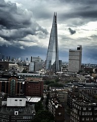 "The Shard is a 95-storey skyscraper in Southwark, London, that forms part of the London Bridge Quarter development.   #theshard #london #UK #skyscraper #storm #darkblue #urban #streetphotography #city #worldcommuter #travel (""guerrilla"" strategy) Tags: city uk travel bridge urban storm london skyscraper that is streetphotography part quarter forms shard development southwark darkblue   the theshard instagram ifttt 95storey worldcommuter"