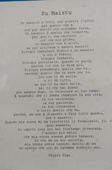 Chiara Vigo 13 (Giulio Gigante) Tags: sardegna sea italy art colors portraits 50mm nikon artist italia mare sardinia arte interior tissue master museo maestro 50 chiara colori ritratti weave marino santo vigo masterpiece interni santantioco pescara poesie tela 2016 volto manoppello tirreno eccoqua tessitura bisso tirrenian d5100
