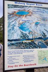 DSC02963 (pezlud) Tags: yellowstone nationalpark landscape geyserbasin grandprismaticspring midwaygeyserbasin geyser park