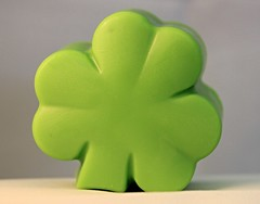 Shamrock $3.00 (Clelian Heights) Tags: irish green stpatrick soaps unscented decorativesoaps cleliansoaps