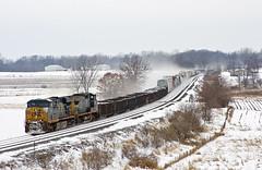 CSXT 5306, CSX Garrett Subdivision, Kimmell, Indiana (monon738) Tags: railroad train pentax engine indiana railway locomotive ge k5 csx freighttrain railfanning noblecounty csxt diesellocomotive es44dc gevo csxtransportation gees44dc smcpda50135mmf28edifsdm kimmellindiana csxq324 csxgarrettsubdivision csxt5306