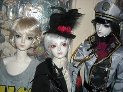 DSCN75 083 (applecandy spica) Tags: leica white senior youth uniform doll sd dk bjd wu balljointeddoll purewhite dika beautywhite ringdoll dikadoll dollhearts celloromantic
