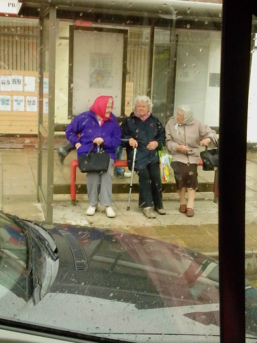 bus stop bidies bridlington