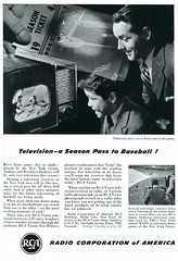 1947 RCA Television Advertising National Geographic June 1947 (SenseiAlan) Tags: television june advertising national rca geographic 1947