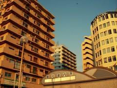 Enoshima skyline (Germán Vogel) Tags: building japan skyline architecture asia enoshima kanagawa eastasia