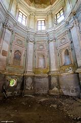 Chiesa Madonna delle Vigne (Lempreinte-Photo-Drone) Tags: urban church religious decay madonna religion pray chiesa forgotten eglise vigne crosse croix urbex religieux delle priere