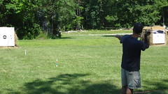 15th Annual Atlatl Competition (Heinz History Center) Tags: meadowcroft throw bowandarrow spear westernpennsylvania atlatl washingtoncounty meadowcroftrockshelter atlatlcompetition worldatlatlassociation meadowcroftrockshelterandhistoricvillage