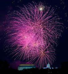 4th Of July Washington DC (Scott Fracasso Photography) Tags: america scott dc washington memorial day fireworks 4th july celebration capitol congress dome lincoln independence iwo jima fracasso