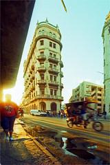 la habana (thomasw.) Tags: travel analog 35mm cross havana cuba habana kb kuba crossed caribe karibik