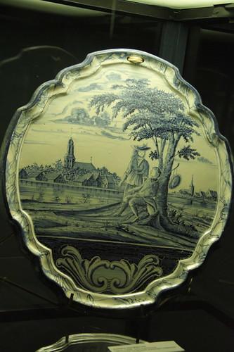 Wystawa ceramiki holenderskiej