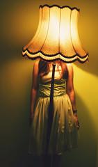 idea girl (AlinaMariaS) Tags: music love lamp idea hug violin tulip holdinghands embrace greendress