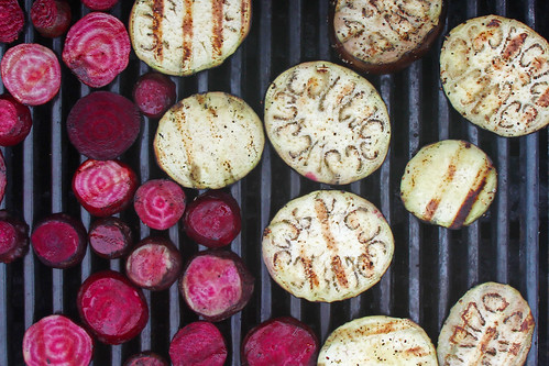 cant beat eggplant on the grill