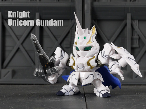 Knight Unicorn Gundam