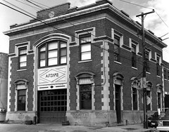 AFD Engine #2. Lark St. and Third St. 1982  Albany  1980s (albany group archive) Tags: albany ny afd fire department thirdst third larkst lark st albanyfiredeparment engine2 engine 1982 1980s arbor hill old vintage photos picture photo photograph history historic historical