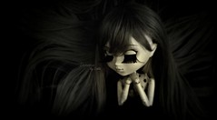 Demétria [Pullip Suigintou] (Dekki) Tags: fashion asian doll planning groove pullip rozen maiden jun junplanning suigintou rewigged demétria