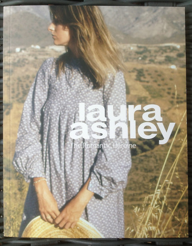 Laura Ashley The Romantic Heroine - exhibition booklet