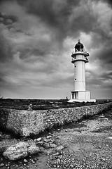 _MG_7522 (lollisci) Tags: bw panorama canon landscape faro mare formentera paesaggio spagna baleari