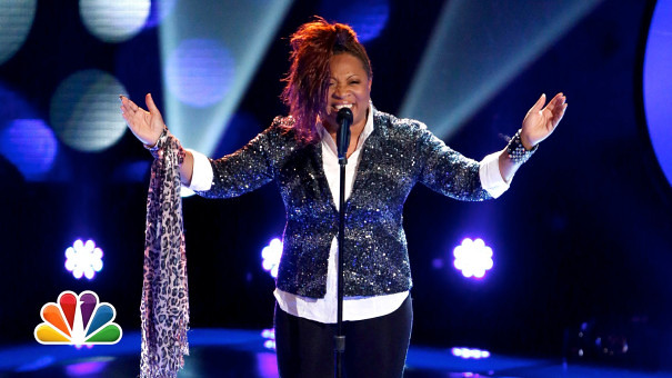 "Donna Allen Sings ""You Are So Beautiful"" On THE VOICE – Season 5 Blind Audition Video"