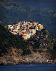 Corniglia - Cinque Terre, Liguria (Ula P) Tags: old sea italy liguria unesco cinqueterre corniglia nex5 sonynex
