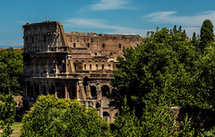 Rome (cpphotofinish) Tags: italy rome roma photo italia day foto image colosseum clear coliseum lazio bilde cpphotofinish