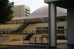 Kongresshalle (DDR), Berlin II (Twizzer88) Tags: berlin architecture germany deutschland modernism communist communism alexanderplatz ddr socialist gdr socialism modernist eastgermany