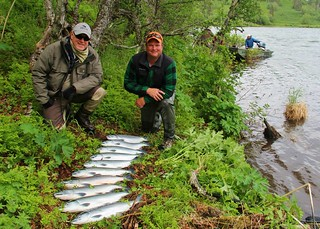 Alaska Fly-out Fishing Lodge 13