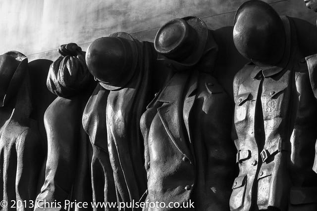 Remembrance Day Parade, London 10th Nov 2013